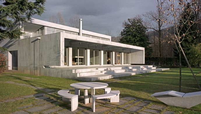 Villa sul Lago di Lugano, Comune di Caslano (Svizzera)