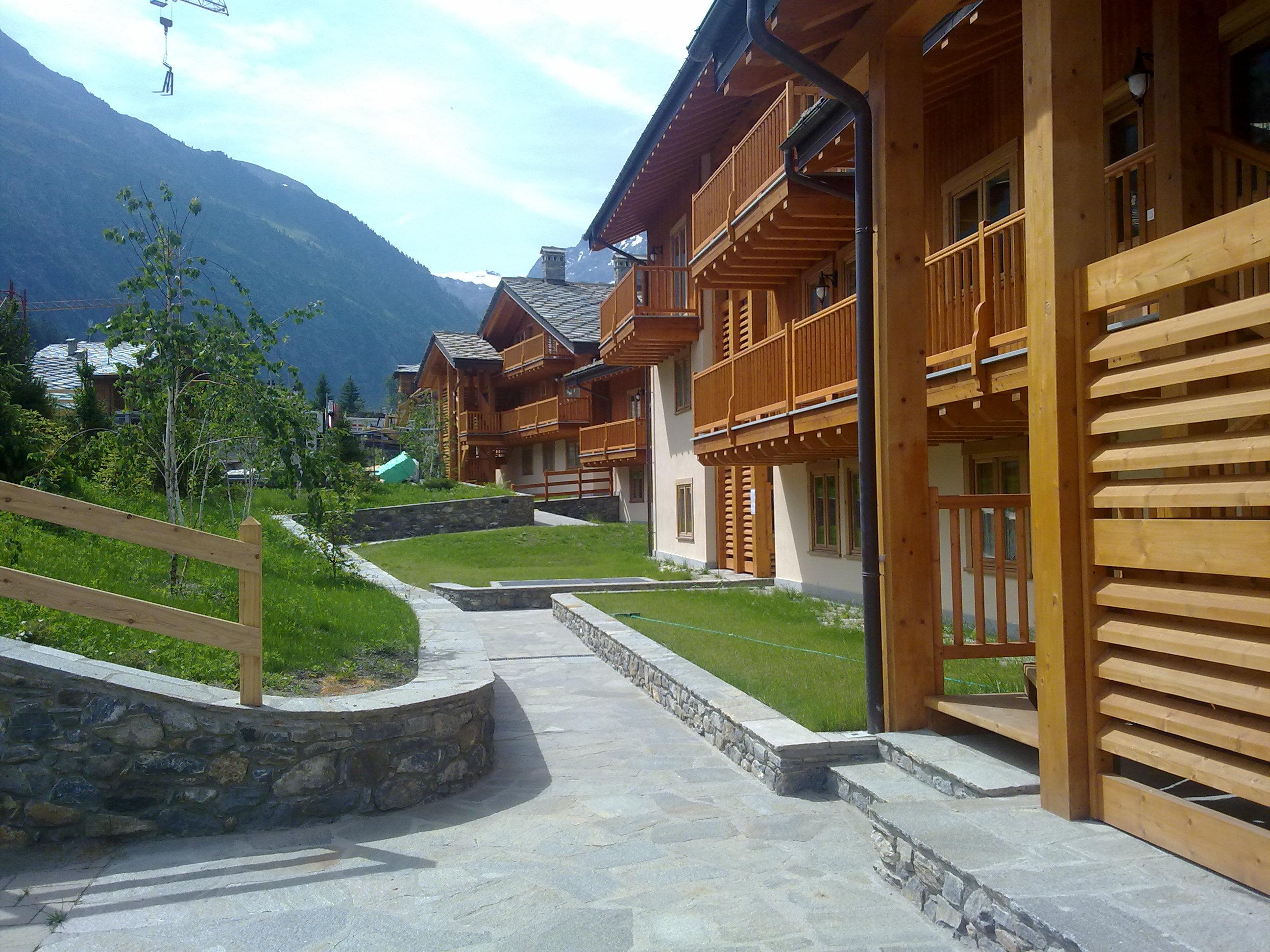 Complesso residenziale, La Thuile (Valle d'Aosta)