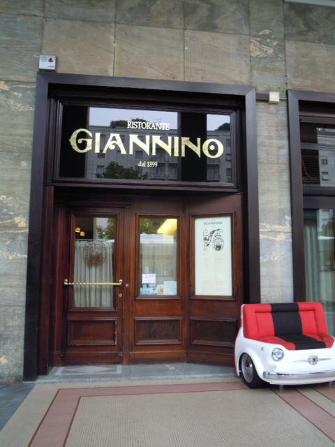 Ristorante Giannino, Milano
