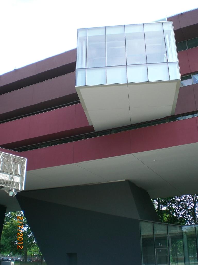 Edificio residenziale, Milano