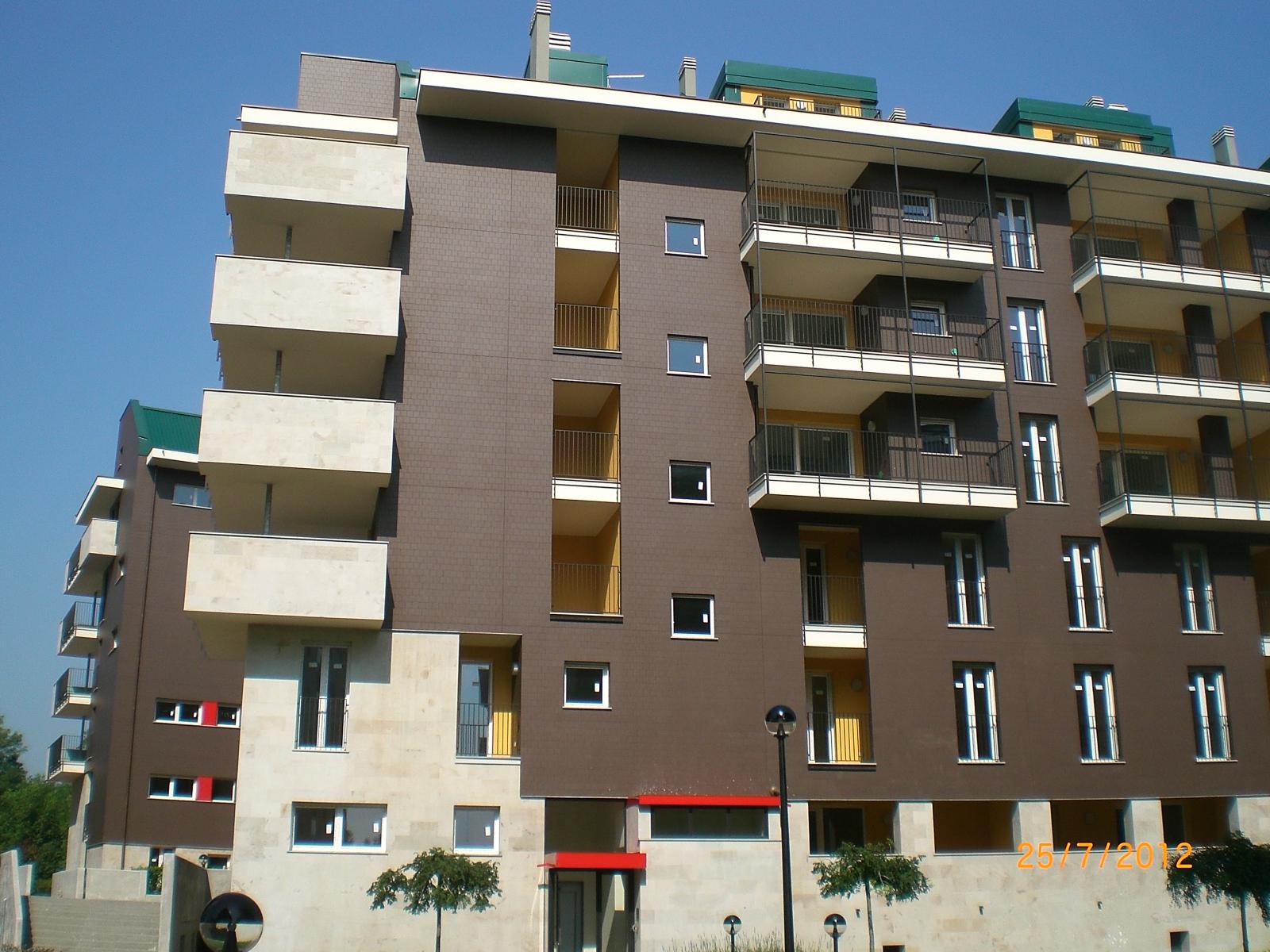 Edificio residenziale, Peschiera Borromeo