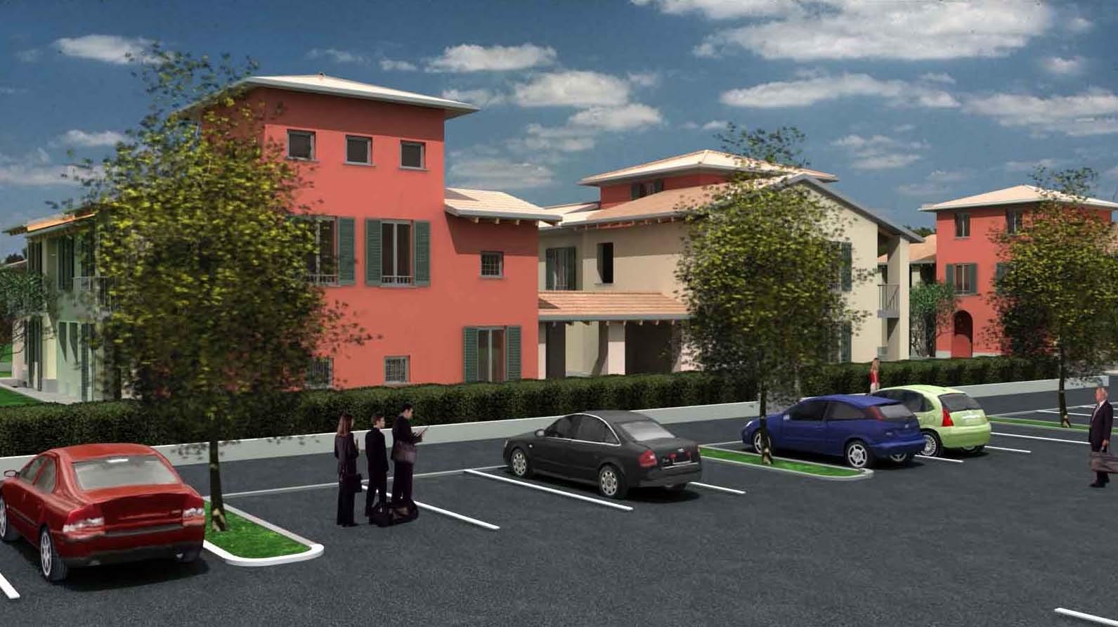 Complesso residenziale, Vaprio d'Adda