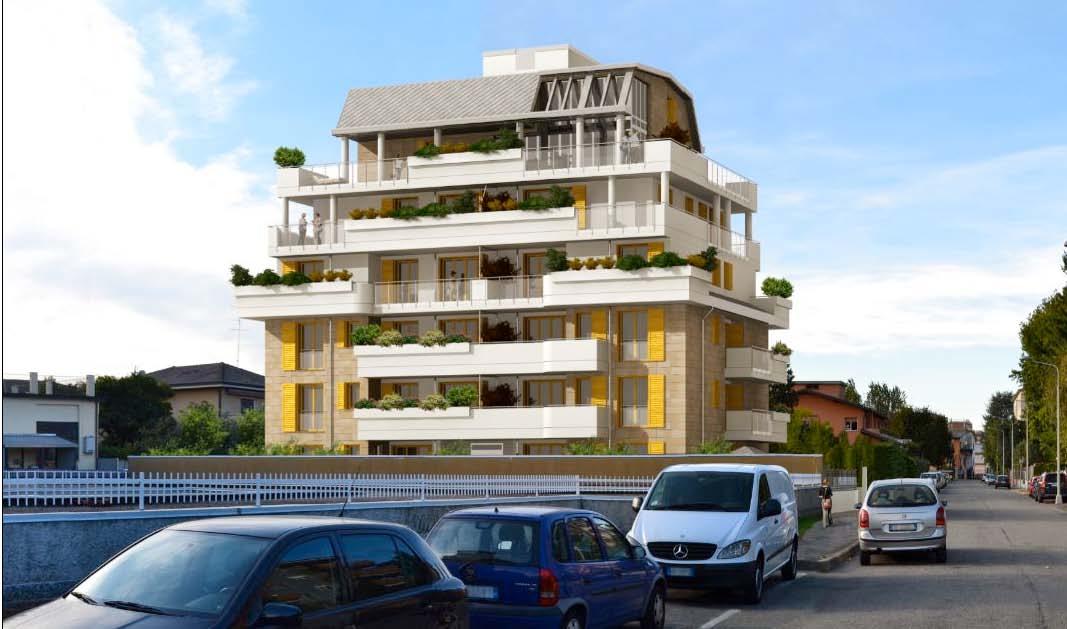 Complesso residenziale, Buccinasco