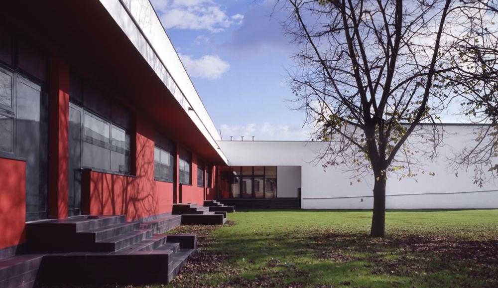 Scuola elementare, Arcore (MI)