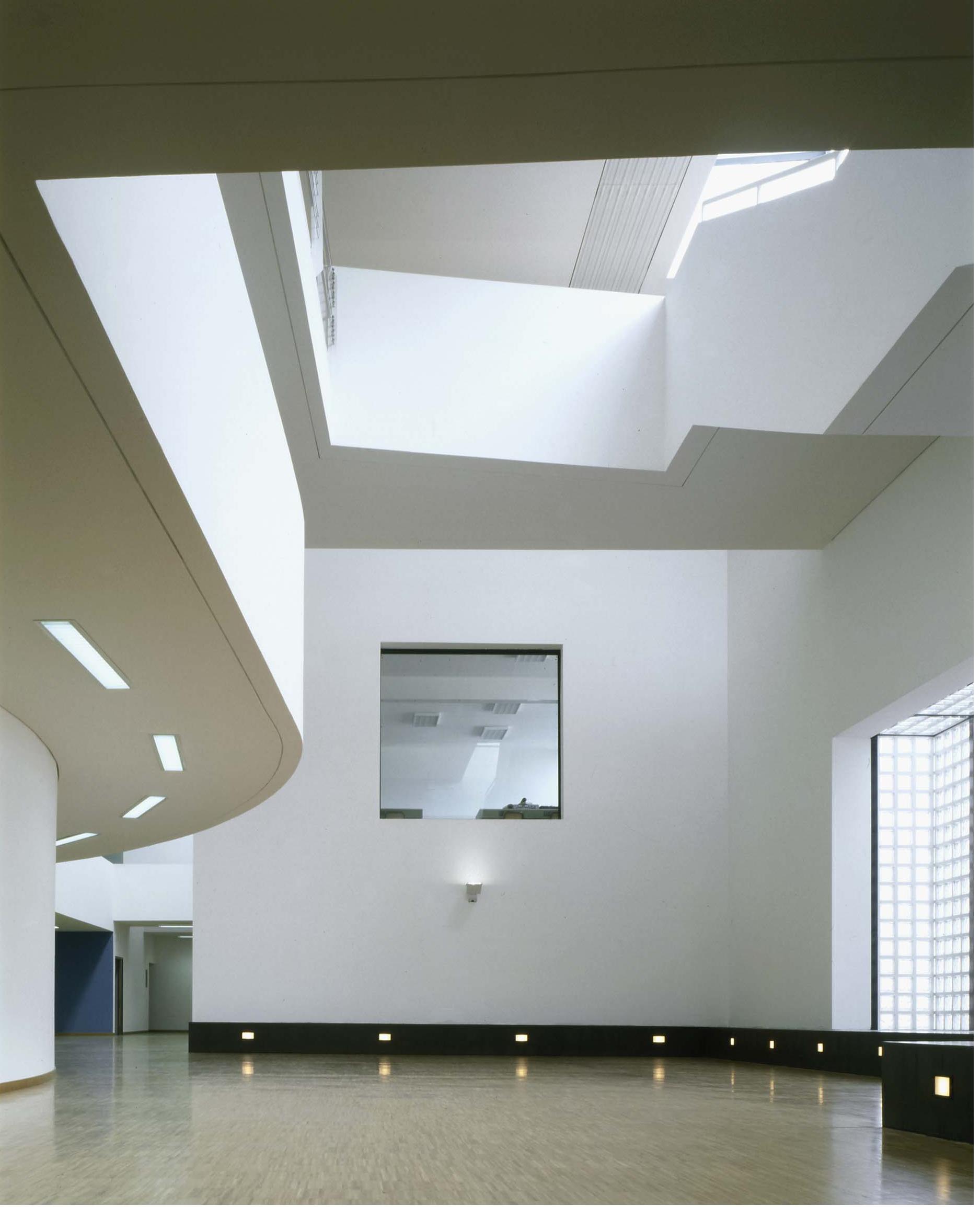 Centro scolastico, San Giovanni Valdarno (AR)