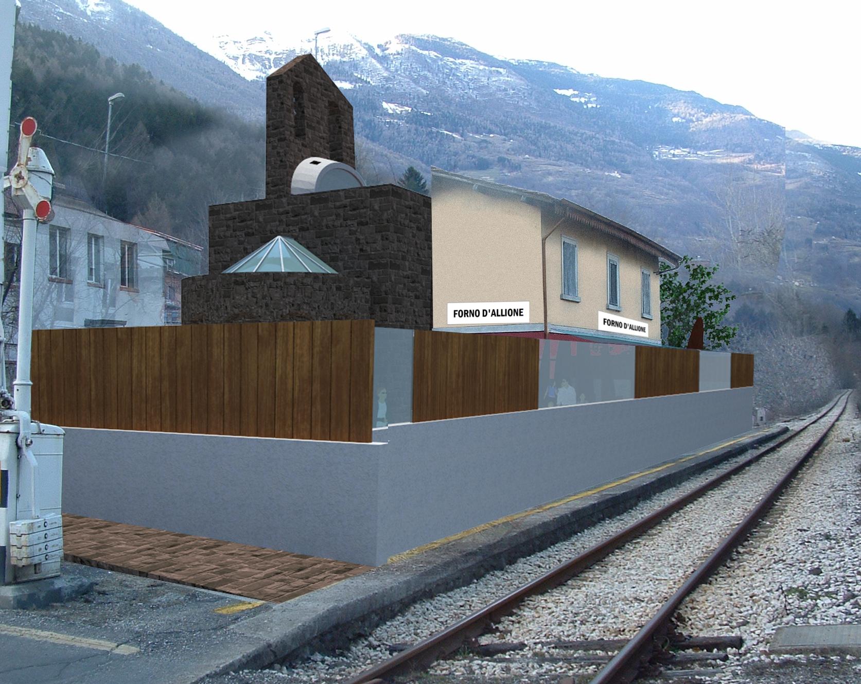 Progetto del Sacrario delle Morti Bianche, Val Camonica